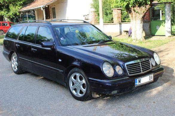 Mercedes W210 E300Td Комби НА ЧАСТИ / Мерцедес В210