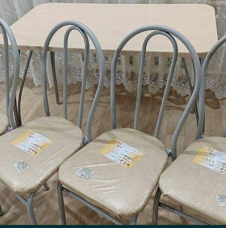 Продам столы и стулья производство Россия.  Доставка.
