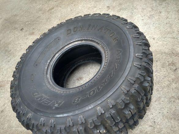 Продавам гума за атв