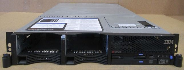Сервер двухпроцессорный 2U IBM x series 346