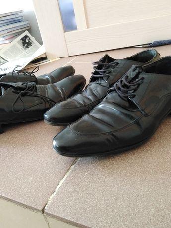 Обувь мужская, лакированная