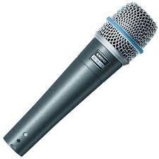 microfon shure beta 57a nou