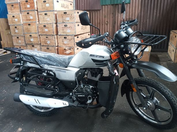 Мотоцикл  ,arlan