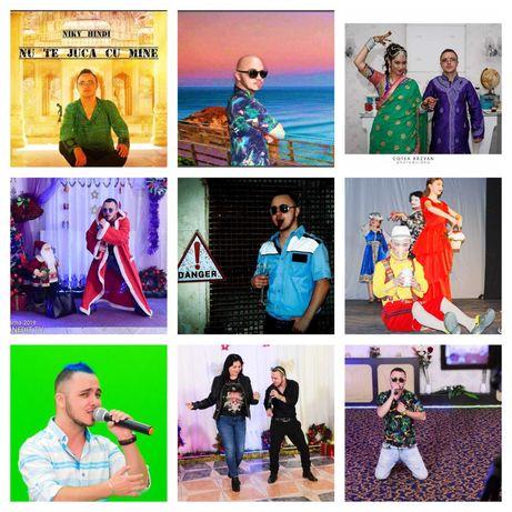 Curs muzica indiana,indrum,ajut de asemeni ca si textier,actor,colab