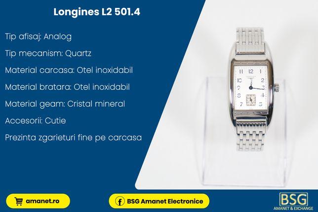 Ceas Longines L2 501.4 - BSG Amanet & Exchange