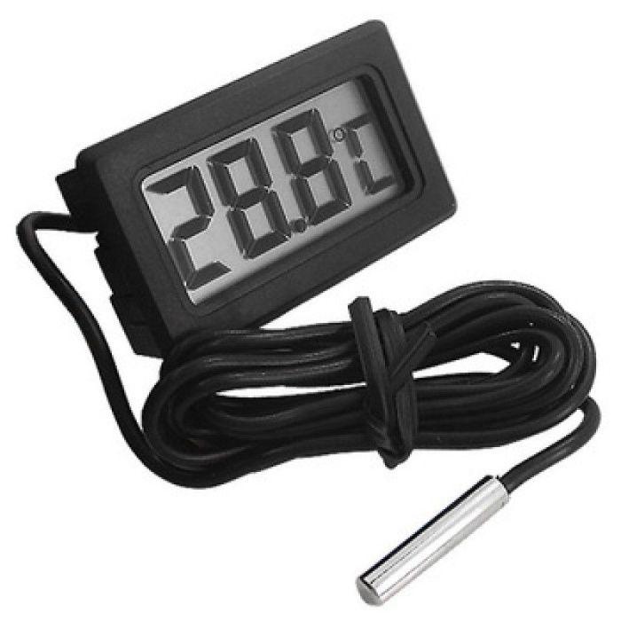 Термометър за кола и дома, дигитален със сонда