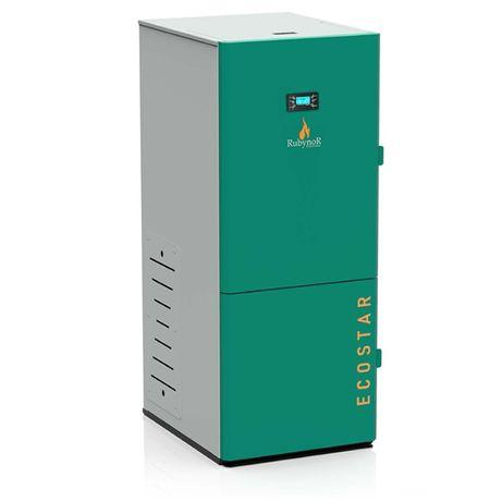 PROMO - Centrala peleti compacta Mareli SBN 35kW- termostat Internet