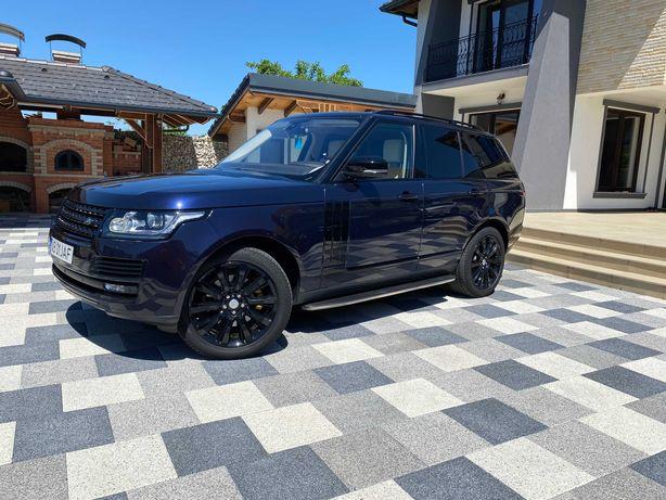 Land Rover Range Rover Vogue, Km reali, Panorama, Masaj