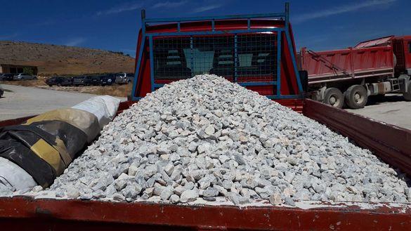 Товарни превози; Доставка:пясък ;камък ;чакъл ;замаска ;бетон ;габиони