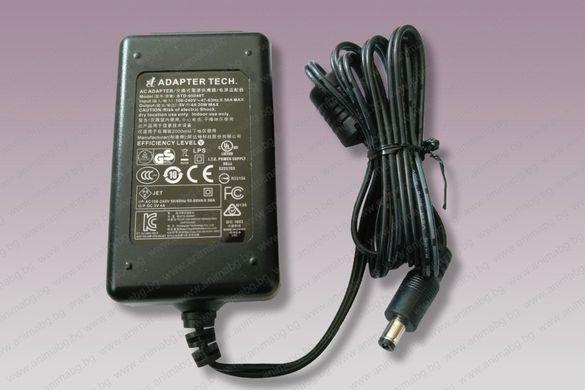 ANIMABG Високо качествен Адаптер 220V на 5V 4A стандартна букса 5mm