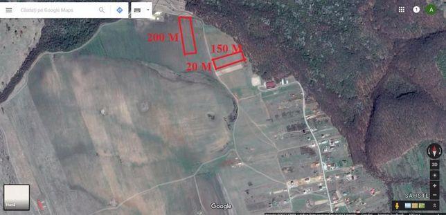 Vand teren Salicea 3000 MP front 20 M cu CF.