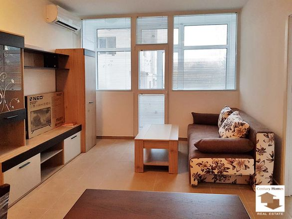 104235 Новообзаведен апартамент на междинен етаж с една спалня