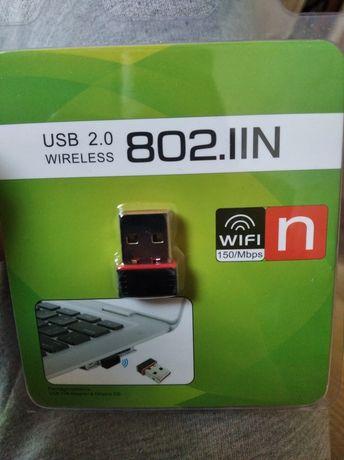 USB WiFi ВАЙ ФАЙ адаптер