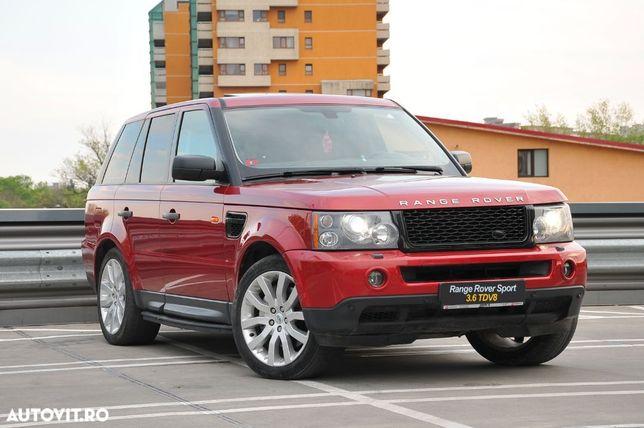 Land Rover Range Rover Sport Navi / Piele / Suspensie Pneumatica