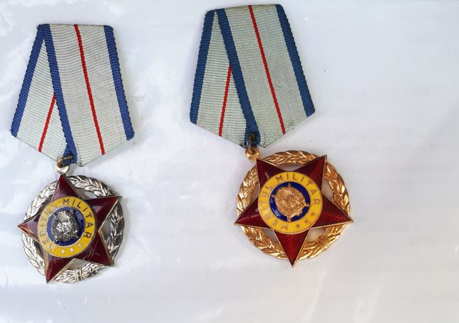 Ordinul militar 2 decoratii