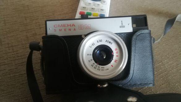 Фотоапарат СМЕНА
