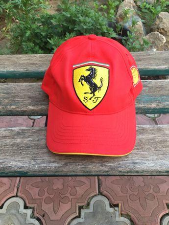 Оригинал Кепка Ferrari Shell