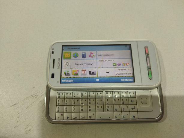 Продам телефон Nokia C6