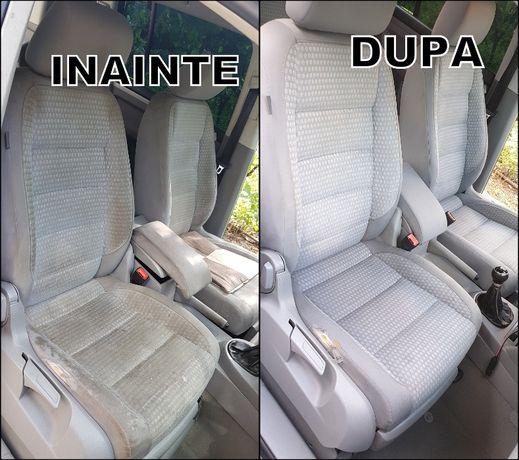 Curatare tapiterie auto, canapele,covoare INJECTIE EXTRACTIE