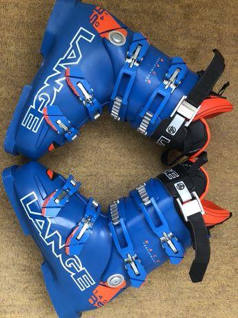Clapari Schi Lange RS 140 Blue, marimea 26-26,5, ca Noi, 800 Lei!!!