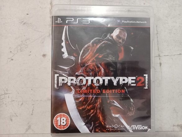 PROTOTYPE 2 за PlayStation 3 PS3
