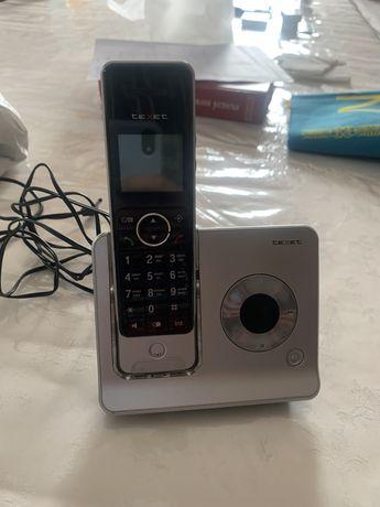Городской телефон(стационарный телефон) Texet D7465