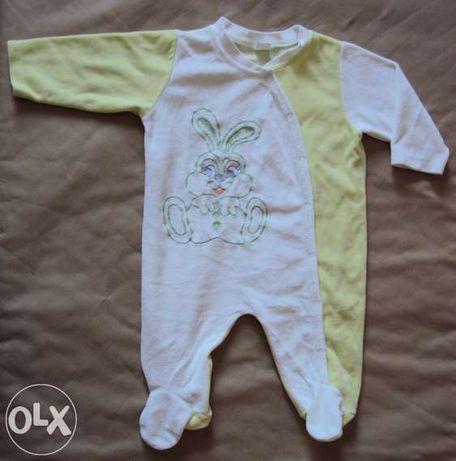 Много бебешки дрешки размер 68 см