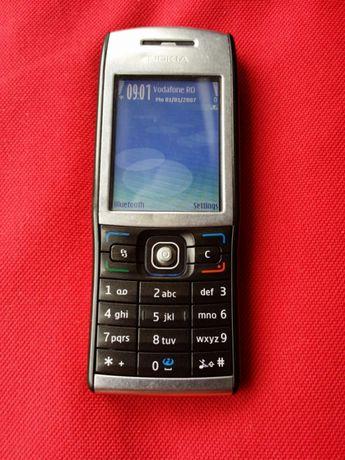 Nokia E50 Liber Retea
