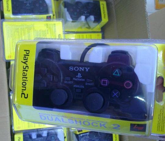 Нов Dualshock2 Джойстик - Контролер за Playstation2 - PS2 - ПС2