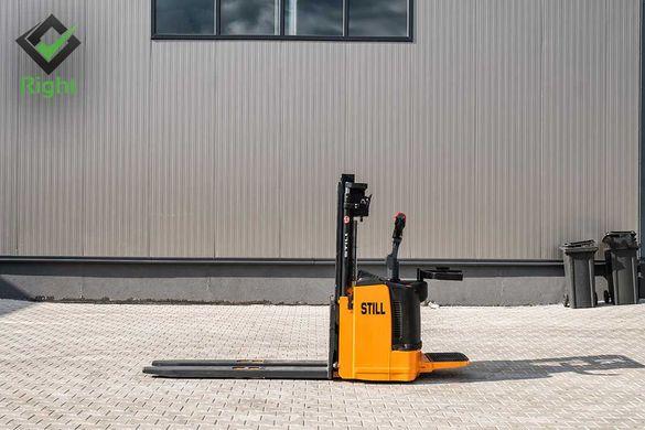 Електрическа палетна количка STILL EGV - S 14