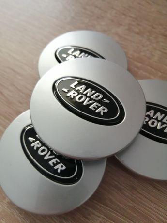 Land Rover - set 4 capace pentru jante de aliaj