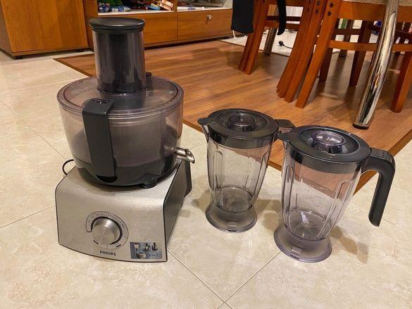 Кухненски робот Philips HR7775 1000 W, кана 1.5 l, купа 2 l