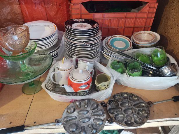 Посуда и Орешница