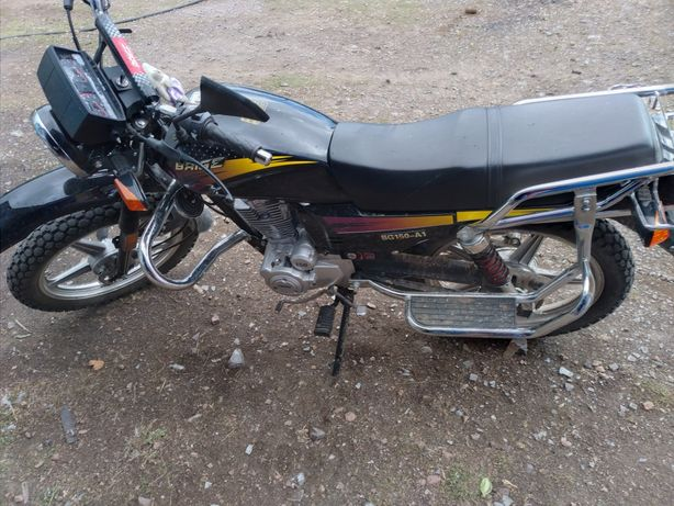 Продам мотоцикл 150 куб