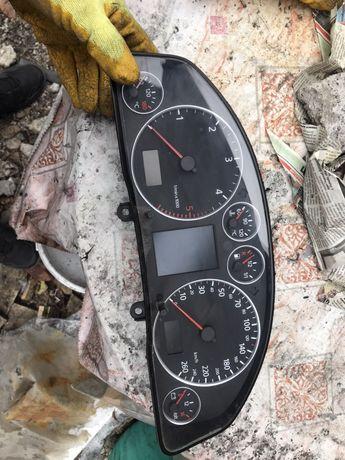 Километраж за Audi Ауди А6