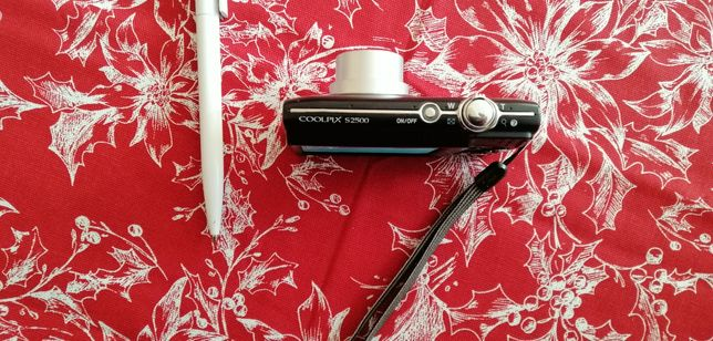 Aparat foto digital Nikon coolpix 2500