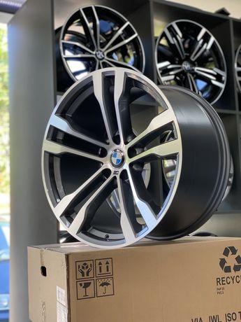 """Джанти за BMW X5 X6 20"""" 5X120 E53 E70 E71 F15"""