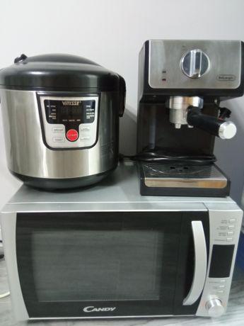 Мультиварка, кофемашина, микроволновая печь по выгодной цене!