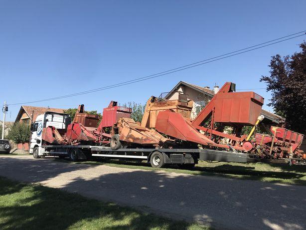 Culegatoare porumb SipSempeter tornado eko kk zmaj
