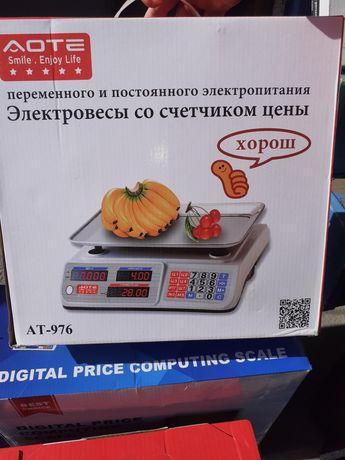Весы электронные, 40 кг