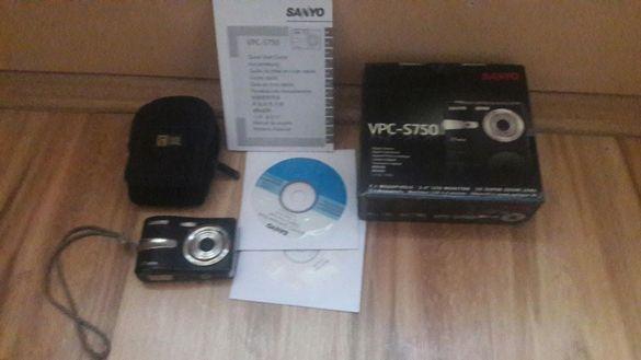 Sanyo VCP-S750