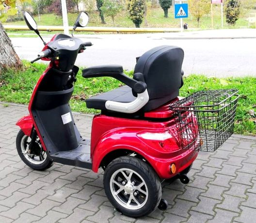 Tricicletă Electrică - Handicap - Voltarom M4 - 2500 W, autonomie 50km