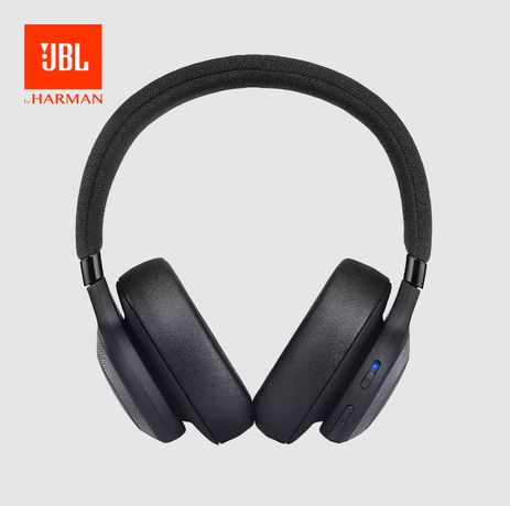 Casti JBL E65 BT NC Wireless Bluetooth Active Noise Canceling