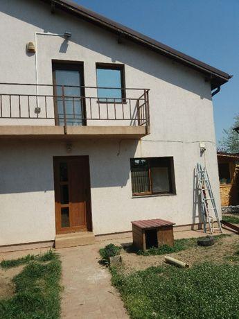 Vand casa duplex cu curte, P+1, Domnesti, Ilfov
