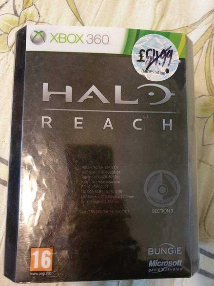 Halo Reach xbox360 colectors edition