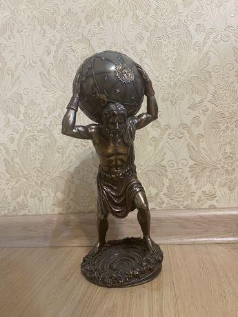 Статуэтка Титана бронза Veronese