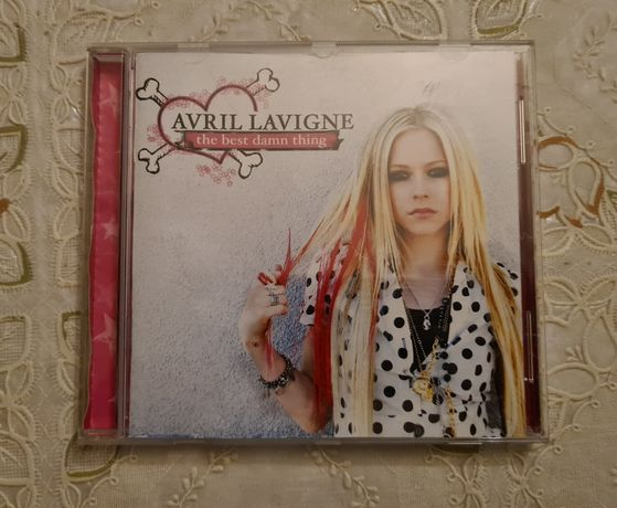 Avril Lavigne - The Best Damn Thing  CD Audio