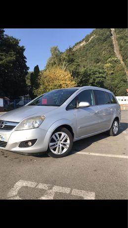 Opel zafira 2009 euro 5