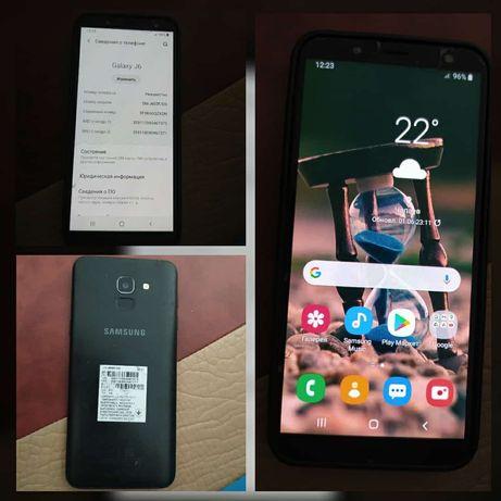 Samsung J6 3/32 gb