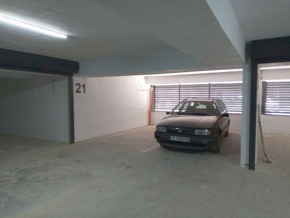Отдавам под наем паркомясто в ултра-луксозна сграда на центъра